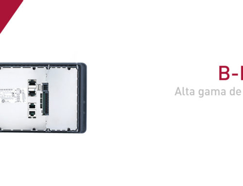 PLC con pantalla y E/S integradas: para la industria 4.0
