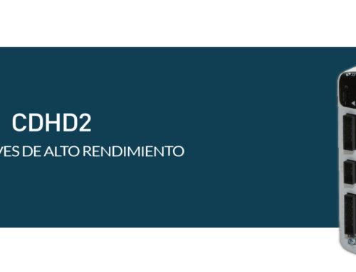 Servotronix | CDHD2 |  Alto rendimiento de Servo Drives