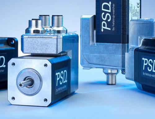 Direct Drivers PSD de Halstrup: precisión en cambio automático de formato