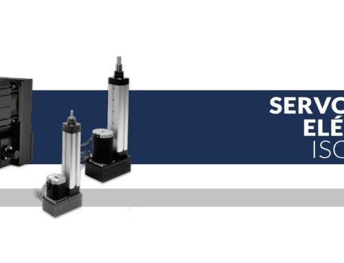 ISOMOVE: La evolución de una amplia gama de cilindros eléctricos de precisión y alta dinámica